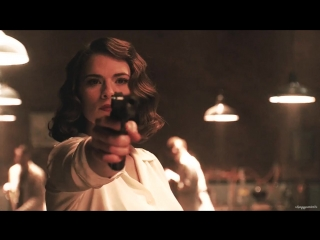 ● peggy carter _ cool me down
