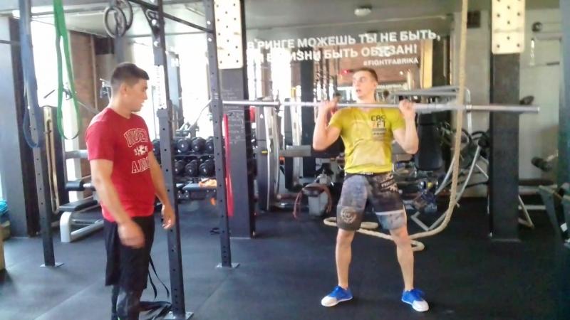 Crossfit training Dmitry Bivol. Кроссфит (круговая) тренировка Дмитрия Бивола.