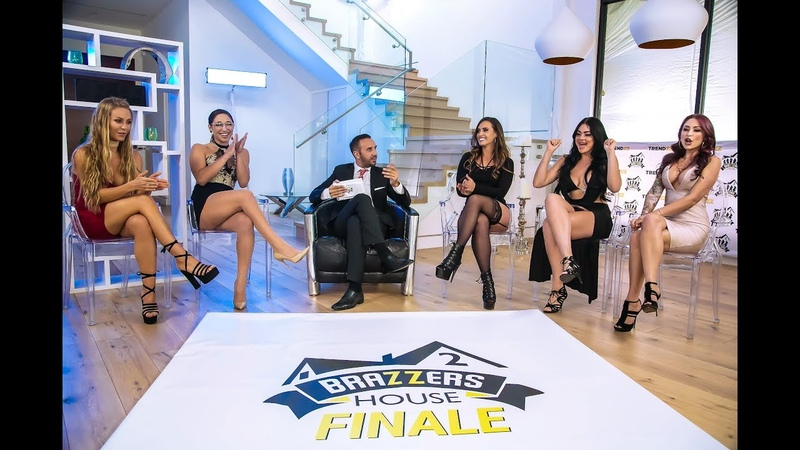 Porn Stars Talk About Reality Show Competition Brazzers House 2 Finale