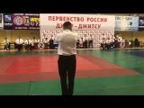 Алена Азаркина_Первенство России по джиу-джитсу_Вологда_финал