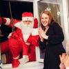Дед Мороз В ОКНО 🎅 Альпинист в Минске