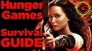 Film Theory How to SURVIVE the Hunger Games pt. 1