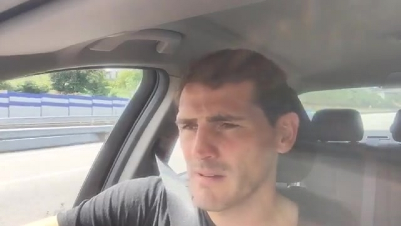 Iker Casillas DesdeOportoConCasillas episodio 13 facebook 03 07 2018
