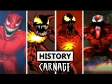 History Of Carnage in Spider-Man Games (2000-2014)