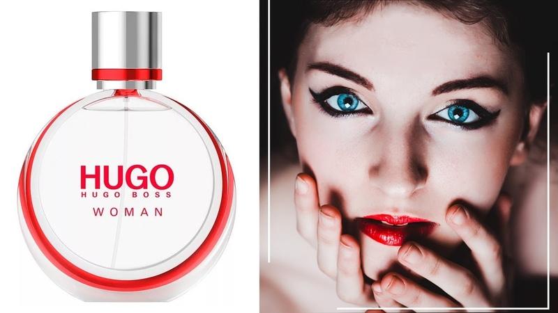 Hugo Boss Hugo Woman Хьюго Босс Хьюго Вумен обзоры и отзывы о духах