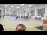 Товарищеская Встреча по баскетболу между МГТУ и X'fit