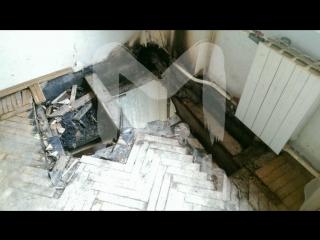 Управляющая компания сожгла квартиру в центре Москвы во время ремонта