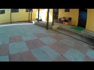 Укладка брусчатки, тротуарной плитки в Элисте