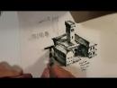 Архитектурный Скетчинг, Стрим Из Италии, Рисую Болонья - Piazza Maggiore