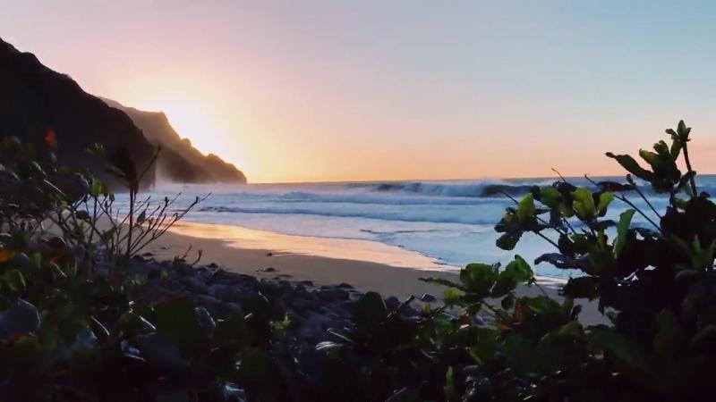 Sunset beach.mp4