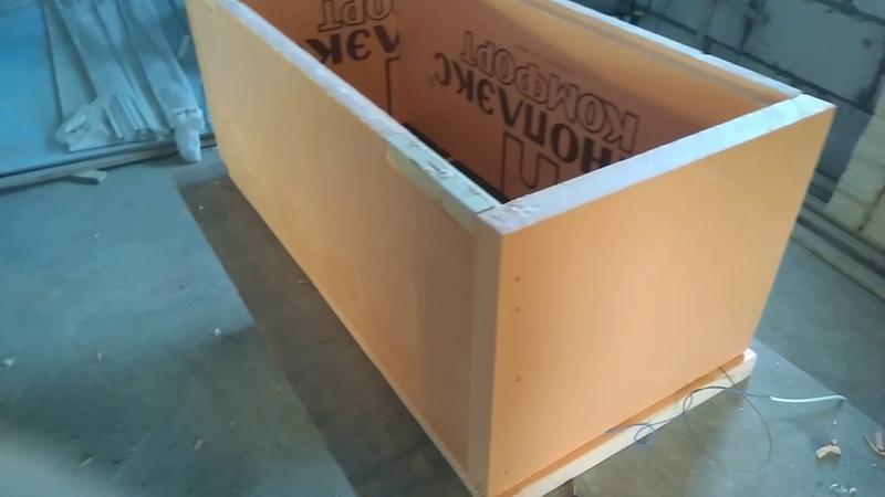 Делаем инкубатор на 500 маточников(часть 1)