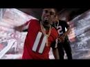 "Ludacris Jermaine Dupri Team Up For Welcome To Atlanta"" Falcons Remix OKLM Russie"