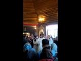 Великое событие приезд и служение Св. Патриарха Кирилла в Нарьян - Мар