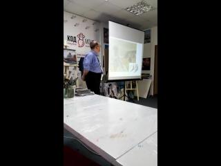 Лекция Секреты живописи Клода Моне сегодня в студии Код Моне