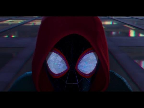 Человек паук: Через вселенные   Второй трейлер
