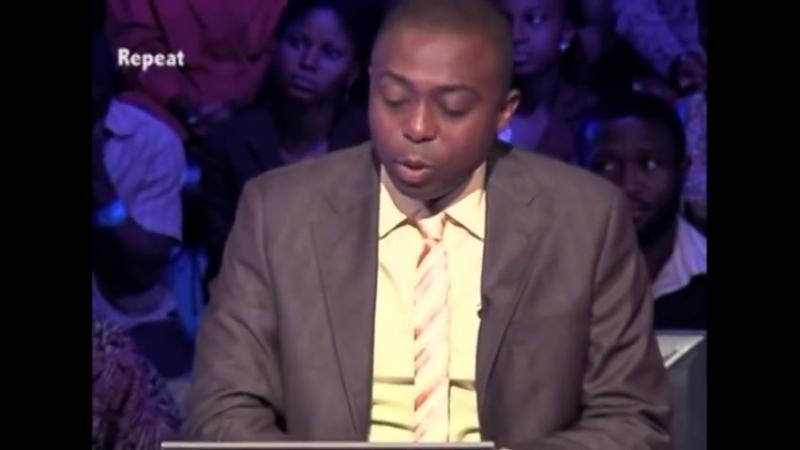 Who Wants to Be Rich (01.04.2012) Nii Adjiri