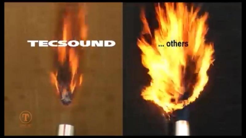 Звукоизоляция для помещений всех типов Tecsound (тексаунд) Презентация