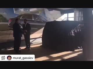 Мурат Гассиев получил подарок от ФБР |BoxingRoom