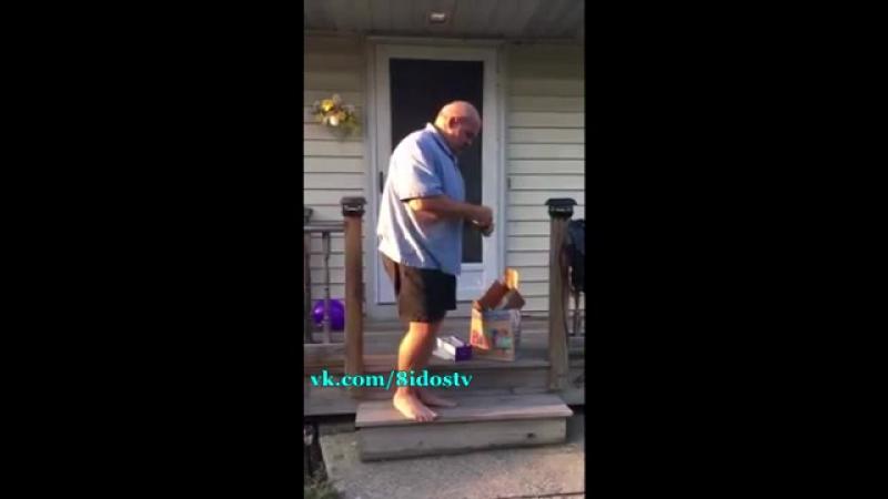 66-летний мужчина с рождения жил с дальтонизмом