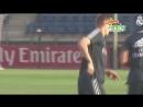 Bale, Varane y Kroos reportan con Real Madrid