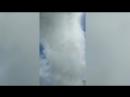 В Подмосковье самолет МЧС вылил 40 тонн воды на гаишников
