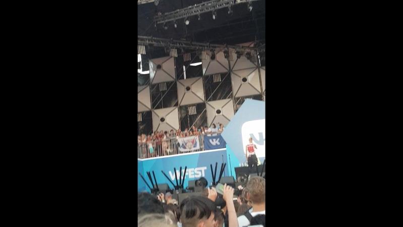 Концерт Элджея VKFest 2018