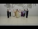 танец как подарок в честь 10-летия свадьбы