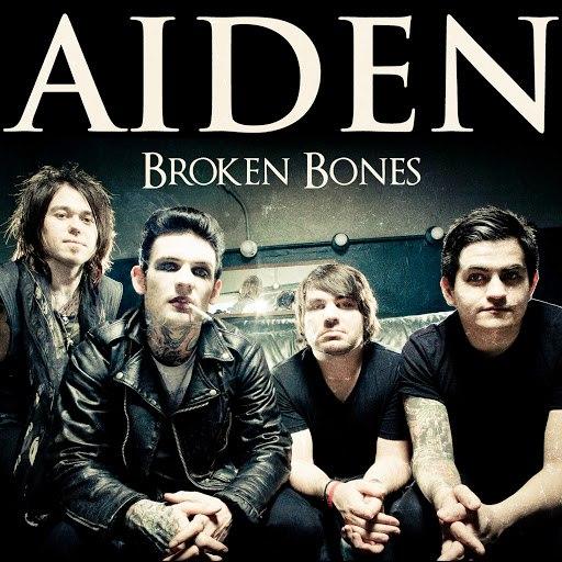 Aiden альбом Broken Bones