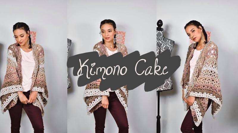 Kimono Cake