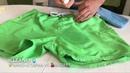 Идеально чистые шорты и никаких пятен