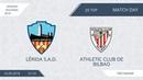 AFL18. Spain. Segunda. Day 20. Lérida S.A.D. - Athletic Club de Bilbao.