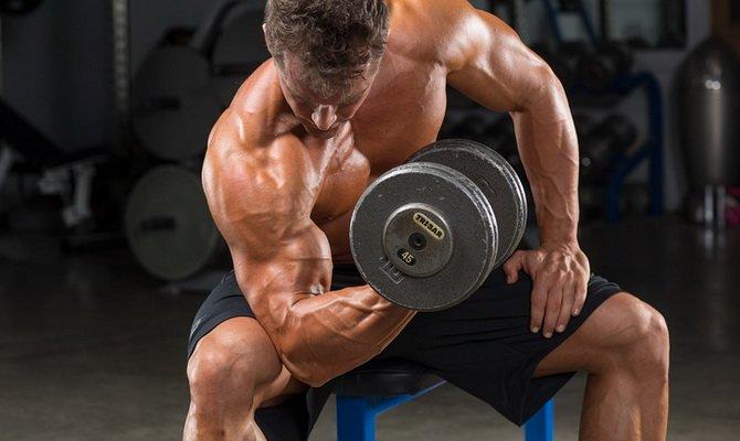 V60Ev0ADHtU 14 лучших упражнений для бицепсов для мужчин