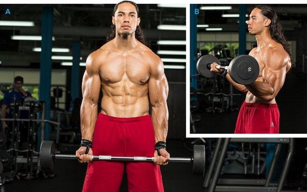 jOYEqmA58cw 14 лучших упражнений для бицепсов для мужчин