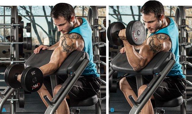 ZkXGvym1 WE 14 лучших упражнений для бицепсов для мужчин