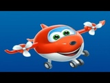 Super Wings games online free for kids on android Super Children's Airplane