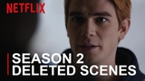 Riverdale Season 2 Deleted Scene HD Archie Look For The Black Hood's Eyes and more...