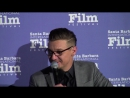"""SBIFF Cinema Society - """"Wind River"""" - QA with Jeremy Renner - Clip 03"""