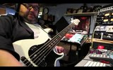 Yamaha BB425x with D'Addario Half Rounds installed - DEMO - Sound Samples
