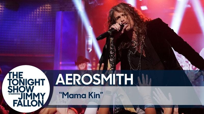 Aerosmith Mama Kin