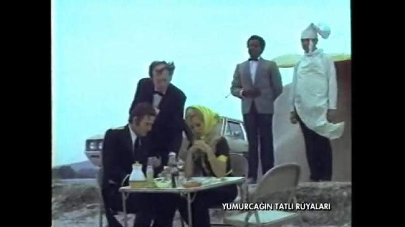 Yumurcağın Tatlı Rüyaları Filmi 1971 İlker İnanoğlu Ediz Hun Filiz Akın 7.Kısım