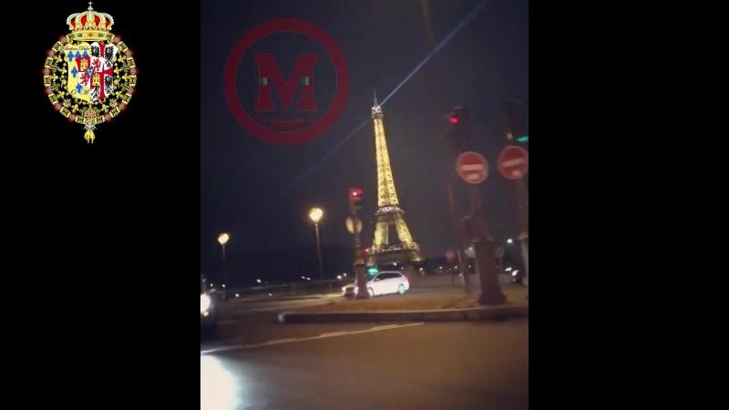 OMN - Merci Paris, cétait magnifique.