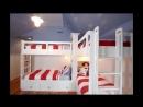 Отделка потолка и стен в детской комнате идеи дизайна