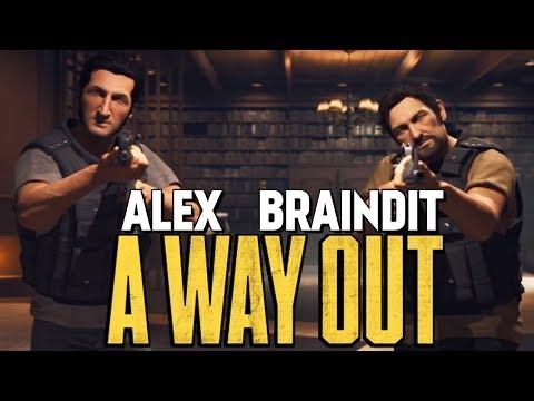 МЫ В МЕКСИКЕ! РЕАЛЬНЫЙ БОЕВИК! - A Way Out 9