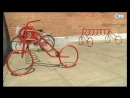 18.07.2018 Установка велопарковок у школ и учреждений культуры в рамках проекта «Я планирую бюджет»
