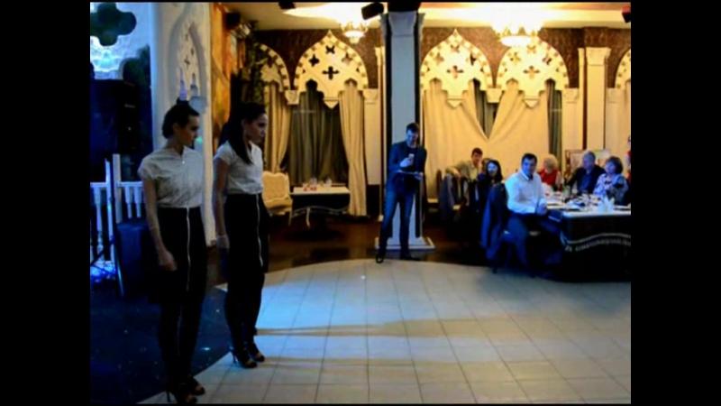 Шоу-балет Kolibri Show- Офисный бунт.Постановщик - Шапарь Татьяна Николаевна