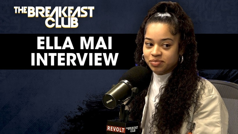 Ella Mai On Being Discovered By DJ Mustard, Following The Success Of Boo'd Up More