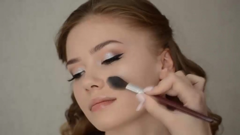 BEAUTY INSIDE Нежный макияж
