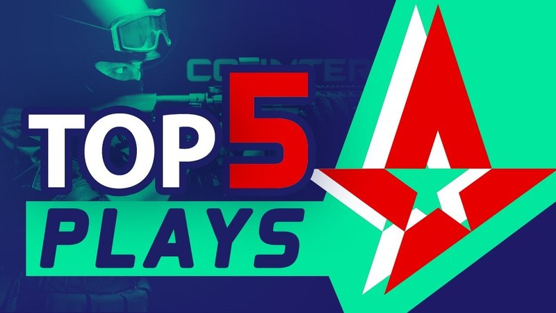 Top 5 Astralis Moments in EPL Season 7 Finals