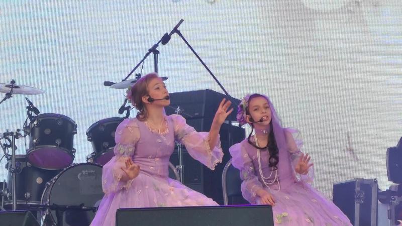 Баркаролла в исп.Волковой Анны и Ненашевой Марии