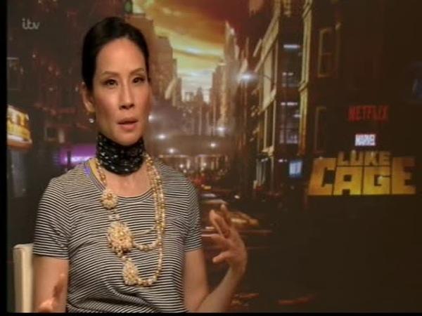Lucy Liu Interview June 2018.